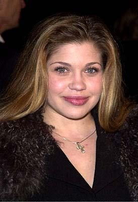 Premiere: Topanga! Topanga! Topanga!  Danielle Fishel at the Universal Amphitheatre premiere of Universal's Dr. Seuss' How The Grinch Stole Christmas - 11/8/2000