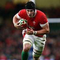 Dan Lydiate suffered a serious ankle injury while in action for Newport Gwent Dragons