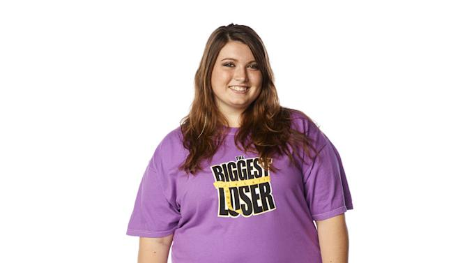 """Megan Stone competes on the 13th season of """"The Biggest Loser."""""""