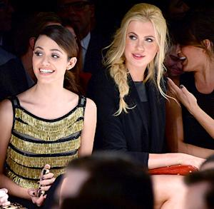 Ireland Baldwin Looks Incredible in Front Row at Fashion Show