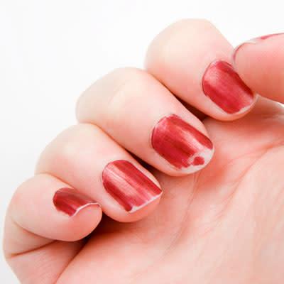 Broken or Chipped Nail