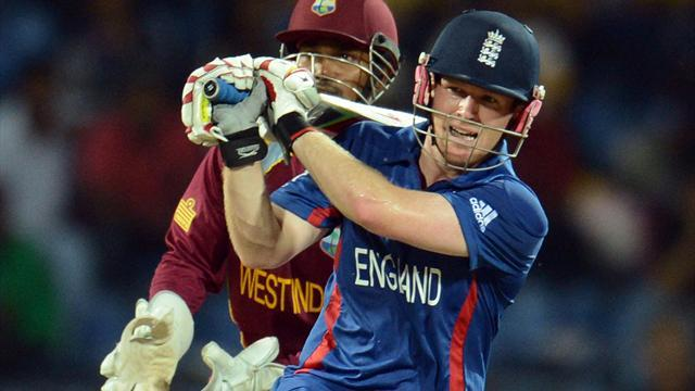Morgan heroics not enough as Windies beat England