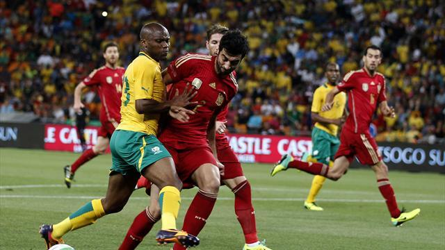 International friendlies - South Africa: We did nothing wrong
