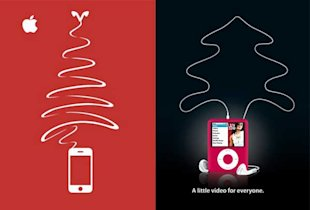 Top 15 Most Creative Christmas Advertisements image christmas ad 4