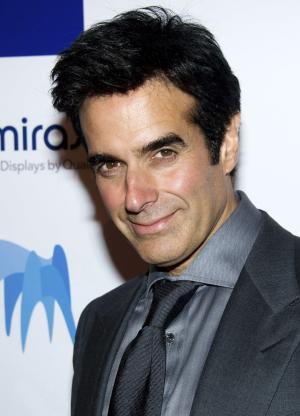 "FILE -In this May 9, 2011 file photo, magician David Copperfield attends the 46th Annual 2011 National Magazine Awards in New York. Early Monday morning, March 4, 2013, the private plane carrying Copperfield made an unscheduled stop at Peoria International Airport in Illinois after it made a ""frightening"" sound en route from Las Vegas to New York where Copperfield was to appear on NBC's Today Show. Copperfield filmed the interview remotely from Byerly Aviation in Peoria. (AP Photo/Charles Sykes, File)"