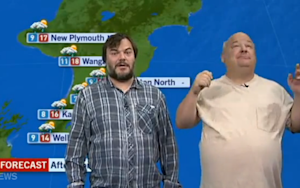 And Now Back to Tenacious D with the Weather