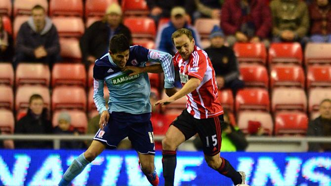 Emmanuel Ledesma, pictured, has been earned the praise of manager Tony Mowbray
