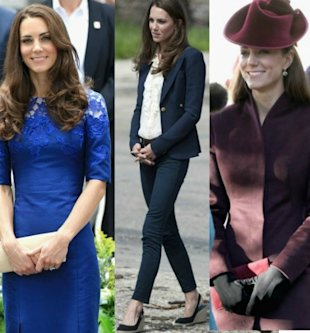 Kate Middleton best looks