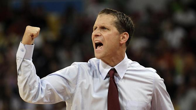 AP Source: Cal interviews ex-NBA coach Musselman