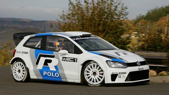 WRC - WRC Polo set for Rally d'Italia debut