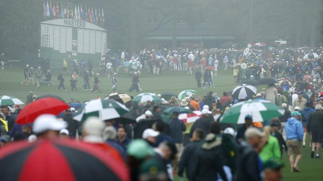 Masters Tournament - Furyk: Lightning suspension may be a good thing