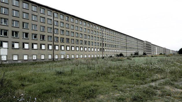 The Prora complex on the German island of Rügen. (Photo: Christoph Stark / Flickr)