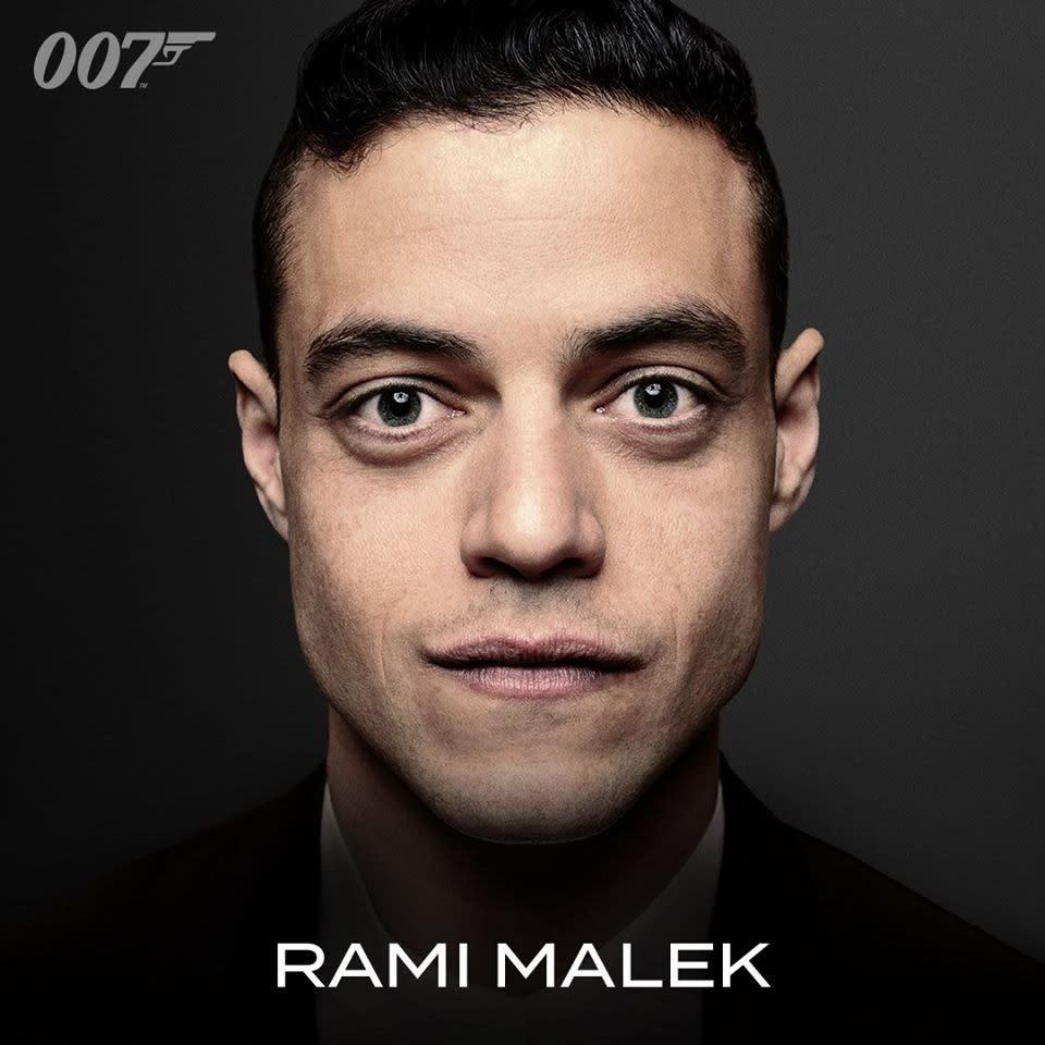 從預告中可以看出,雷米馬利克臉上留著無數醜陋傷疤,而這是否跟他的背景故事有所關聯,就留待觀眾屆時親自一探究竟了。