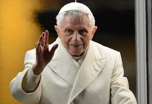 Pope Benedict XVI | Photo Credits: Andreas Solaro/AFP/Getty Images