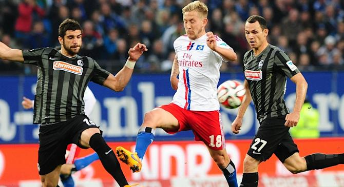 Video: Hamburger SV vs Freiburg