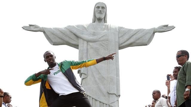 Athletics - Bolt and Ennis win Sports Person of Year awards