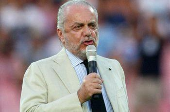 Aurelio De Laurentiis: Napoli envied by everyone in Italy
