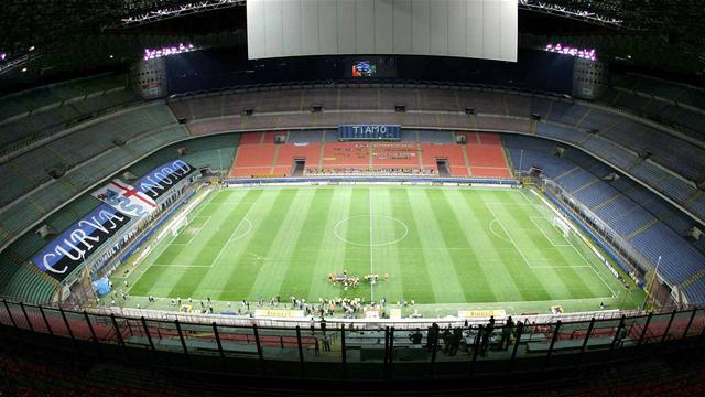 Serie A - Fan ban lifted for Milan derby