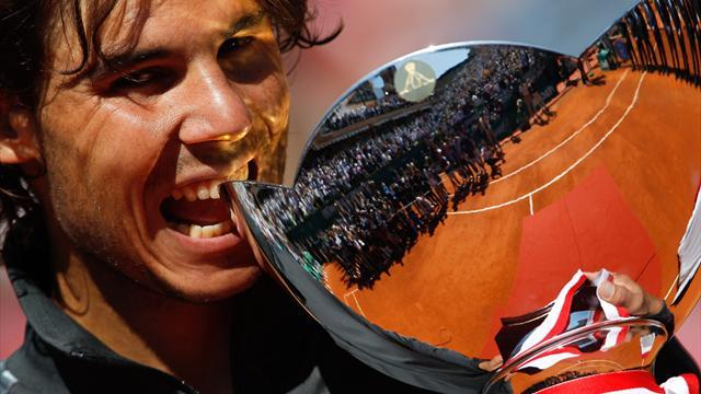 Tennis - Pressure off as rested Nadal seeks ninth Monte Carlo crown