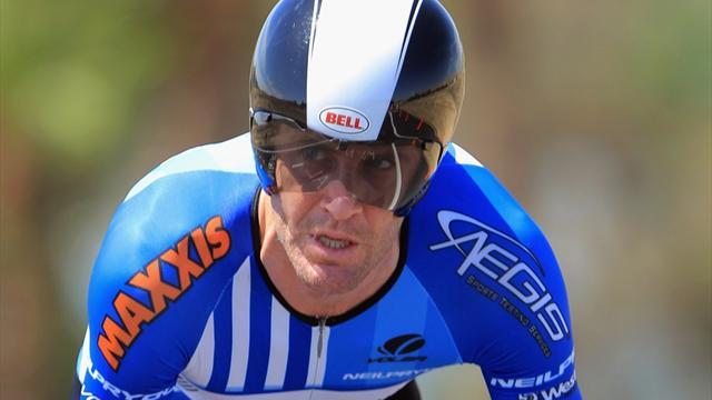 Sutherland tops USA stage, Leipheimer seizes lead