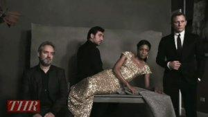 Inside THR's 'Skyfall' Cover Shoot With Daniel Craig and Javier Bardem (Video)