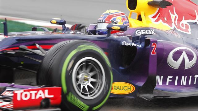 Formula 1 - Red Bull won't rush Webber replacement