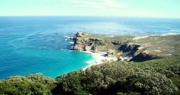 الإطلالة من كيب بوينت، جنوب أفريقيا - المصدر ويكيبيديا