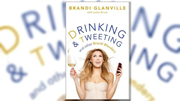 EXCLUSIVE: Brandi Glanville Releases Book Cover