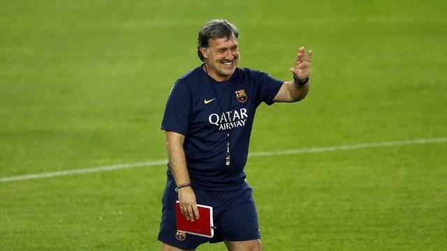 Liga - Martino: Injuries, off-field problems no excuse