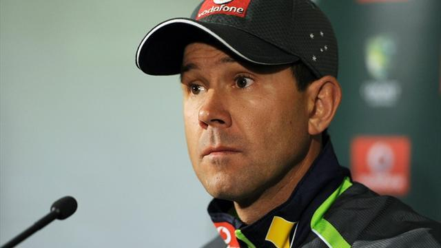 Cricket - Australia's Ponting calls time on Test career