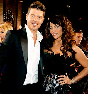 """Robin Thicke: I Don't Know If I'd """"Still Be Alive"""" Without Wife Paula Patton"""