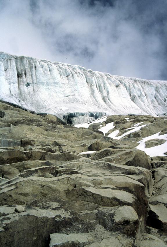 Tropical Ice Reveals Rare Climate Record