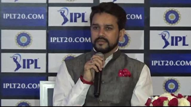 BCCI Vs ICC: Anurag Thakur Opens Up On The Conflict