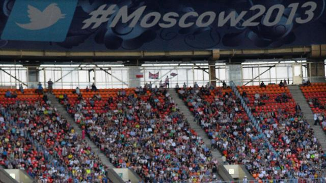 """World Championships - Russia's anti-gay law uproar an """"invented problem"""" - minister"""