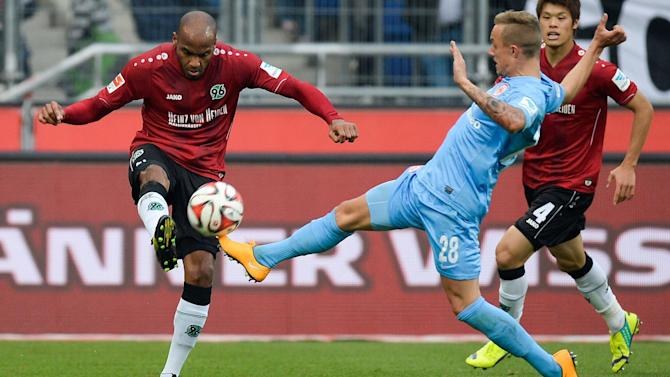 Video: Hannover 96 vs Eintracht Frankfurt