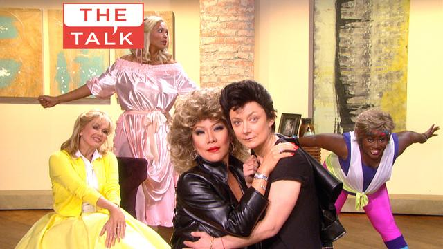 "The Talk - ""The Talk"" Hosts Pay Tribute to Olivia Newton-John"
