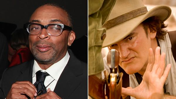 Spike Lee Calls 'Django Unchained' 'Disrespectful'