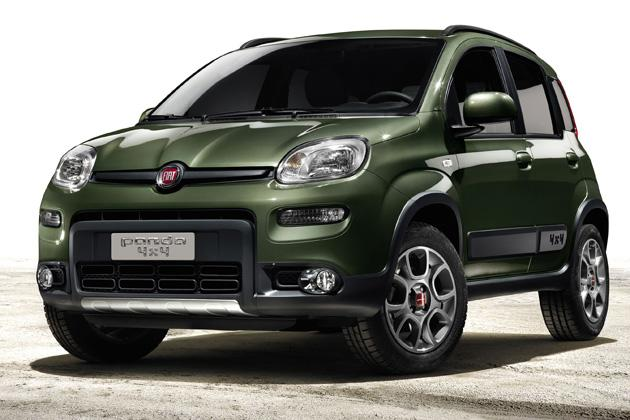 FIAT Panda 4X4 is coming to India