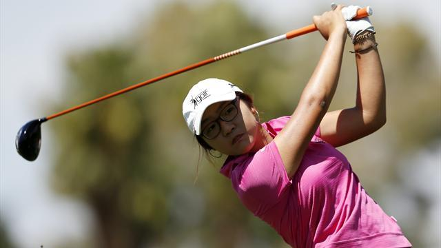 Golf - New Zealand prodigy Ko splits with coach