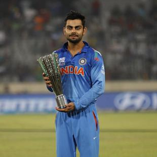 Reaching final was most pleasing: Kohli