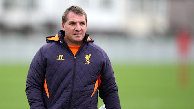 Brendan Rodgers backed his selection policy following defeat in Russia