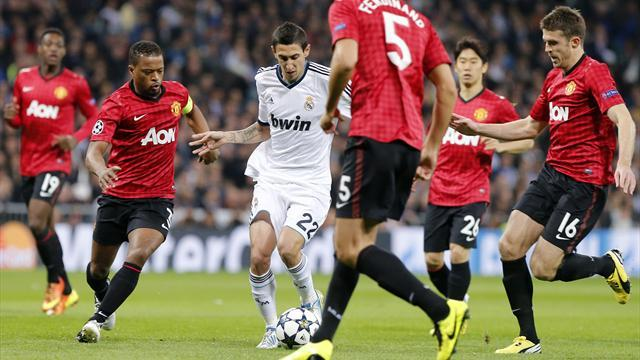 Champions League - Matchpack: Manchester United v Real Madrid
