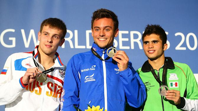 FINA/Midea Diving World Series 2013 - Day Three