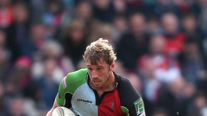 Rugby Union - Chris Robshaw Filer
