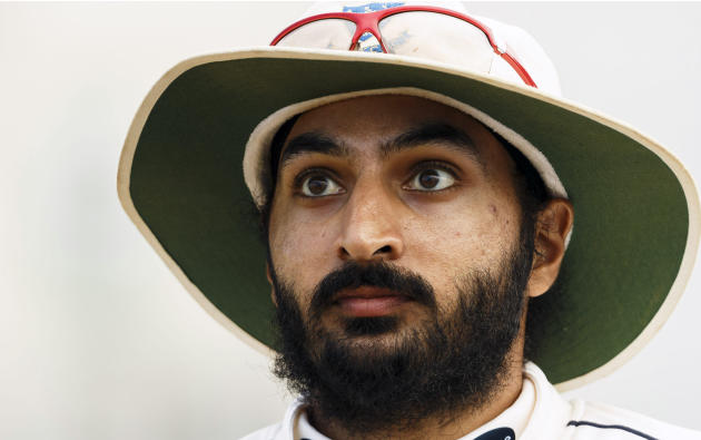 Cricket - Monty Panesar File Photo