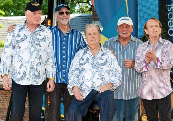Brian Wilson to Mike Love: 'It Sort of Feels Like We're Being Fired'