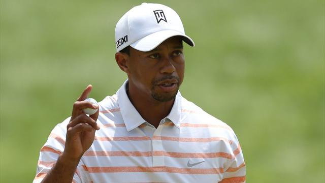 Golf - Woods paired with Bradley and Love at PGA Championship