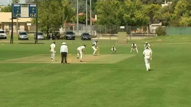 Orange cricket grand final - City wins again
