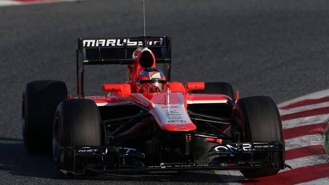 Formula 1 - Marussia held merger talks with Caterham