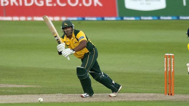 County - Patel leads Notts to victory, Holland clinch first win of season